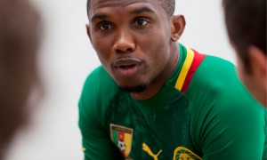 Anzhi and Cameroon striker Samuel Eto'o is being linked with a big money move to Chelsea