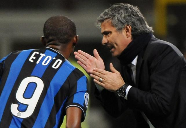 FC Anzhi Makhachkala striker Samuel Eto'o would welcome the opportunity to be reunited with Jose Mourinho at Chelsea.