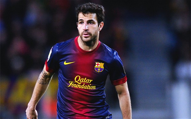 FC Barcelona midfielder Cesc Fabregas has ruled out the possibility of joining Manchester United this summer.