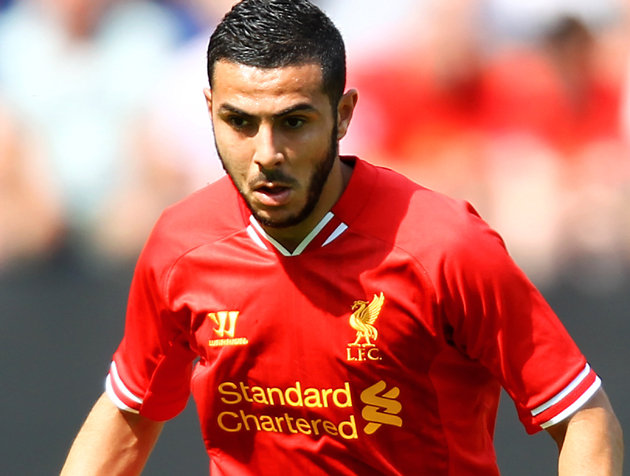 Stoke City F.C. have completed the signing of Morocco international winger Oussama Assaidi on a season-long loan deal from Liverpool.