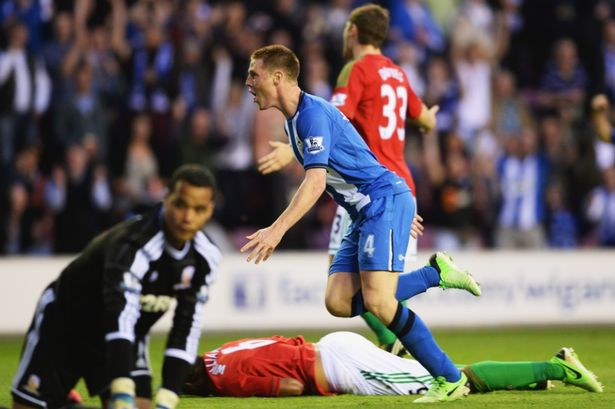 Wigan Athletic F.C. manager Owen Coyle has revealed the Latics have yet to receive any offers for highly-rated midfielder James McCarthy.