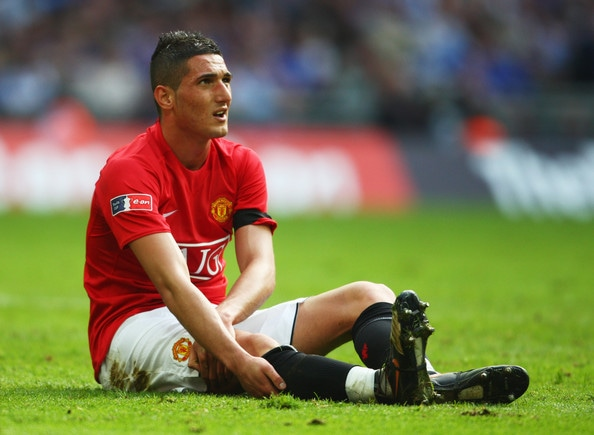 Doncaster Rovers F.C. have completed the signing of Manchester United striker Federico Macheda on an initial one-month loan deal.
