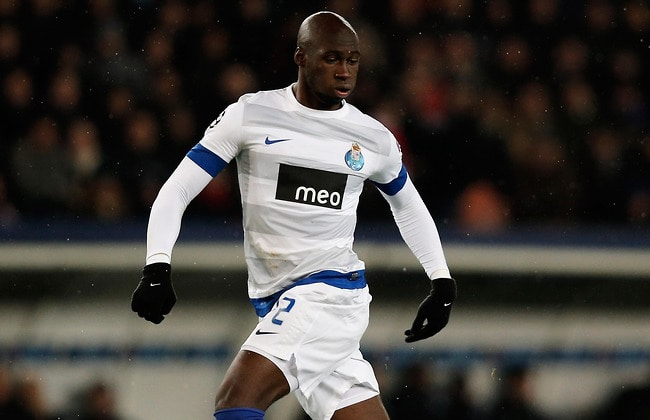F.C. Porto defender Eliaquim Mangala has insisted he is 'delighted' to stay at the Estadio do Dragao this summer.