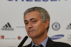 Chelsea boss Jose Mourinho did not believe that his team deserved to lose at Everton