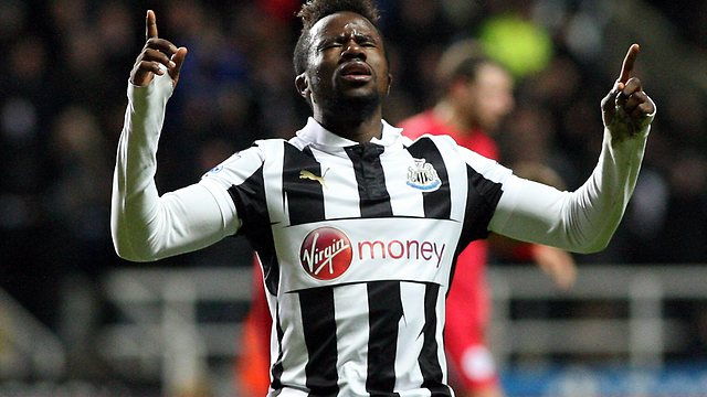 Newcastle United midfielder Gael Bigirimana is ready to fight for his place in Alan Pardew's first-team.