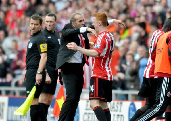Sunderland manager Paolo Di Canio wants Jack Colback to sign a new deal at the Stadium of Light.