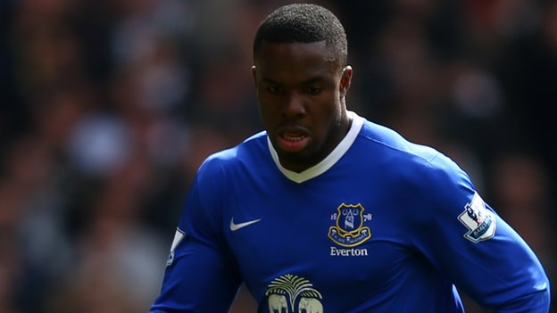 West Bromwich Albion striker Victor Anichebe has revealed that David Moyes' departure from Goodison Park paved the way for him to move to The Hawthorns on transfer deadline day.