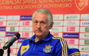 Ukrainian boss Mykhaylo Fomenko will be looking for his side to gain a victory England in this Evening