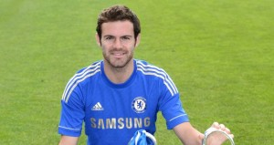 Juan Mata has not had much to smile about this season as he has played abit-part at Chelsea