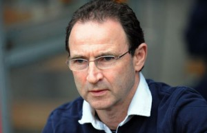 Former-Sunderland boss Martin O'Neill is the favourite for the Republic of Ireland position