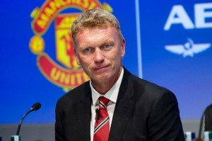 Manchester United boss David Moyes has again come under-fire after his side drew 1-1 at home with Southampton