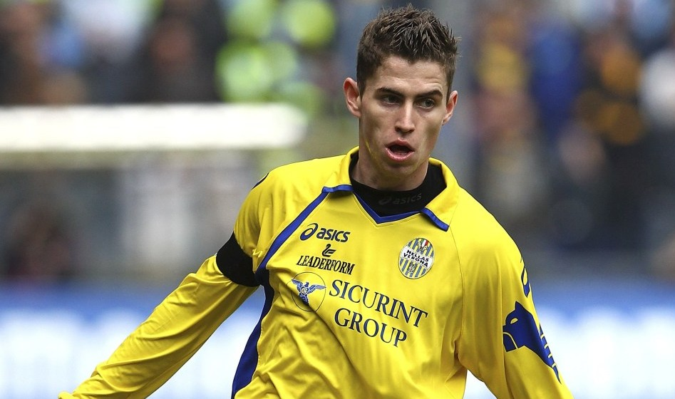 Hellas Verona F.C. midfielder Jorginho Luiz Frello is reportedly attracting interest from Arsenal and Chelsea.
