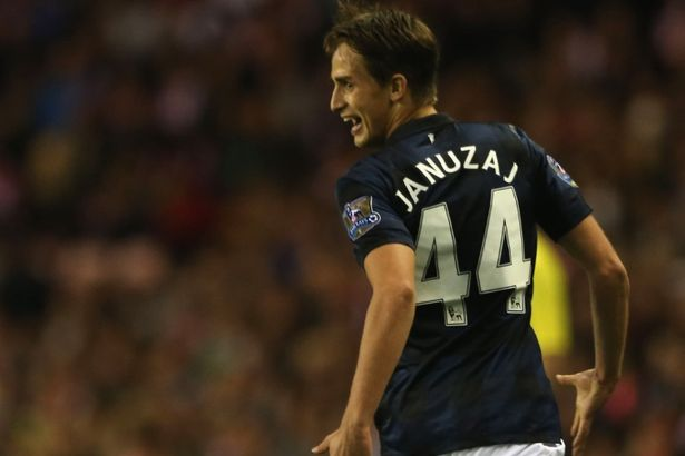 Juventus director of football Beppe Marotta has confirmed the club's interest in Manchester United starlet Adnan Januzaj.