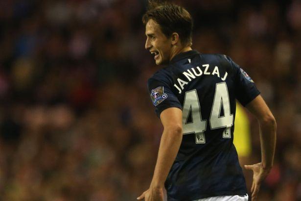 Juventus director of football Beppe Marotta has confirmed the club's interest in Manchester United starlet Adnan Januzaj.