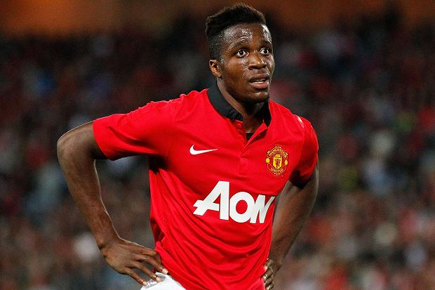 Manchester United manager David Moyes has attempted to explain the absence of Wilfried Zaha from the first-team this season.