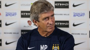 Manchester City boss Manuel Pellegrini will be looking for his side to make it out of the group stages of the Champions League this season