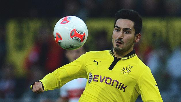 Real Madrid are planning a £25 million January swoop for Borussia Dortmund midfielder Ilkay Gundogan.