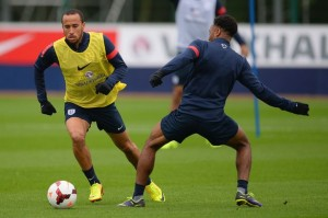 Andros Townsend produced another influential in England's 2-0 World Cup qualifier victory over Poland