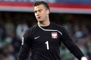 Could Artur Boruc be Poland's hero when they visit Wembley to play England tonight?