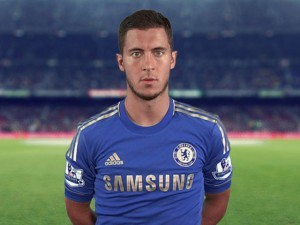 Could Belgium international Eden Hazard play a crucial role for Chelsea against Manchester City?