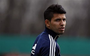 Manchester City striker Sergio Aguero is again being linked with a move to Real Madrid
