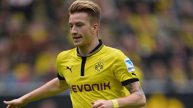 Borussia Dortmund executive Hans-Joachim Watzke has confirmed there is a release clause in Marco Reus' contract at the Westfalenstadion.