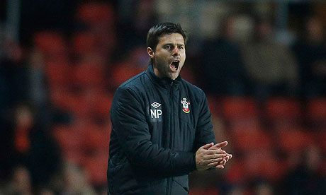 Mauricio Pochettino has revealed the Saints' development of young players will curtail any need to spend money in January.