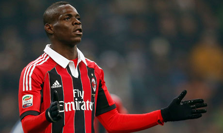 AC Milan have released a statement denying reports suggesting Mario Balotelli has been put on the transfer list.