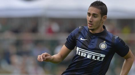 Internazionale striker Ishak Belfodil has revealed he is looking for a loan move away from the San Siro ahead of next year's World Cup finals in Brazil.
