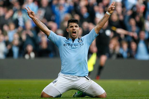 Manchester City manager Manuel Pellegrini has moved to play down speculation linking Sergio Aguero with a move away from the Etihad Stadium next summer.