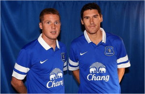 Gareth Barry and James McCarthy have played a key part for Everton this season