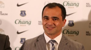 Everton boss Roberto Martinez has enjoyed a very good start to his career on Merseyside