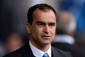 Everton boss Roberto Martinez has saw his team make a good start to the season