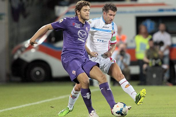 Sunderland A.F.C. manager Gus Poyet has confirmed Fiorentina left-back Marcos Alonso will join the Black Cats in the New Year.