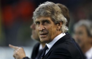 Manchester City boss Manuel Pellegrini will be looking to guide his side to a victory in Munich tonight