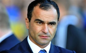 Everton boss Roberto Martinez will remain positive despite the Toffees losing their unbeaten home record in 2013