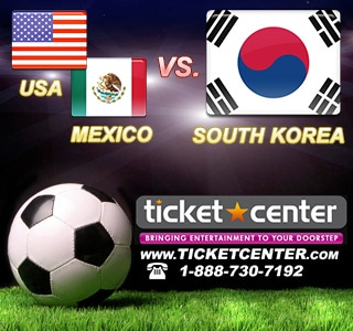 USA and Mexico to Play South Korea in Pre-World Cup 2104 US Tour