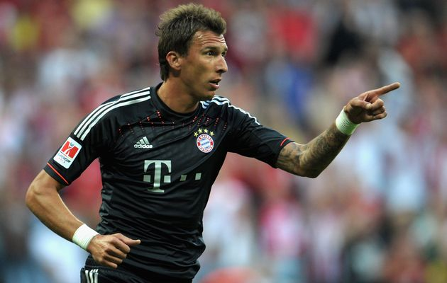 Bayern Munich legend Franz Beckenbauer has revealed that Mario Mandzukic could leave the club in the summer.
