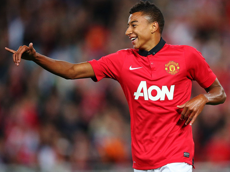 Birmingham City boss Lee Clark is hoping to secure the loan signing of Manchester United starlet Jesse Lingard until the end of the season.