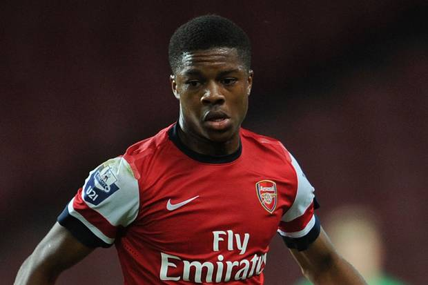 Brentford FC have completed the signing of England youth international striker Chuba Akpom from Arsenal on an initial one-month loan deal.
