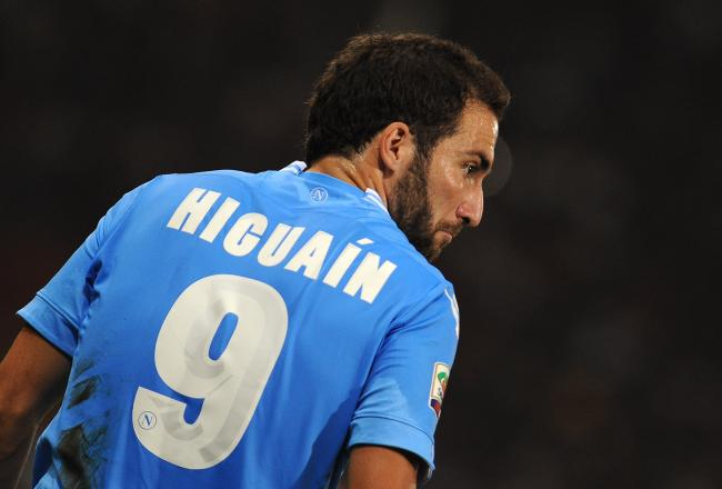 Chelsea manager Jose Mourinho has ruled out the possibility of the club signing Napoli striker Gonzalo Higuain in the January transfer window.