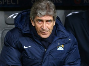 Manuel Pellegrini's Manchester City moved to the top of the Premier League table with last nights 5-1 win at Tottenham