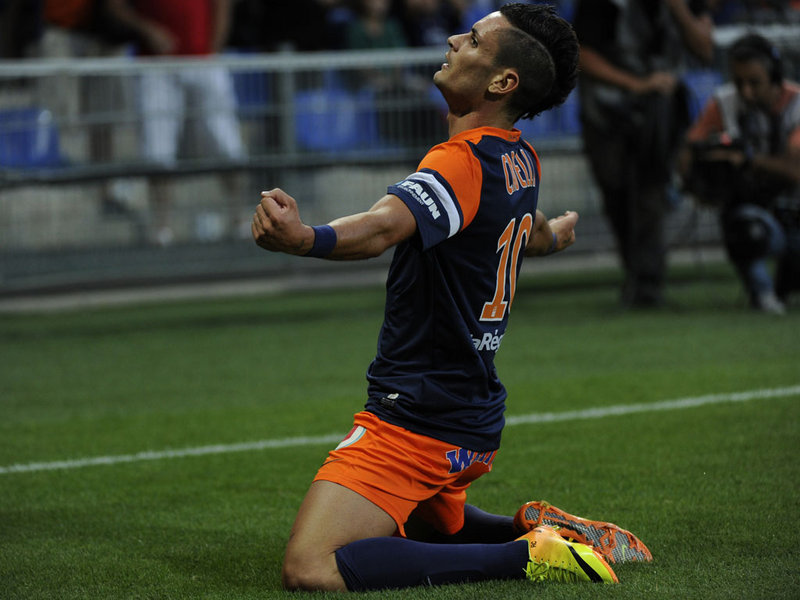 Montpellier HSC No. 10 Remy Cabella would welcome the opportunity to join Premier League side Newcastle United in January.