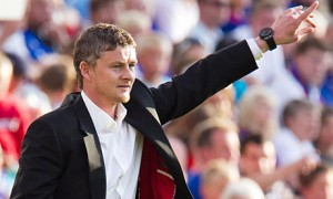 Former-Manchester United striker Ole Gunnar Solskjaer has been appointed Cardiff boss