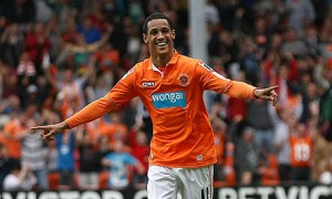 Blackpool winger Thomas Ince is set to make a loan move to the Premier League