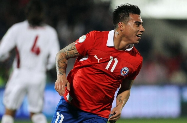 Valencia CF have completed the loan signing of Chile international forward Eduardo Vargas from S.S.C. Napoli until the end of the season.