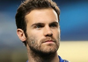 Manchester United are being linked with a bid for Chelsea's Spanish playmaker Juan Mata