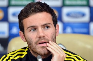 Chelsea midfielder Juan Mata is being linked with a January move away from Stamford Bridge