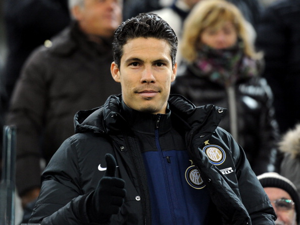 Brazil international midfielder Hernanes believes his January move from Lazio to Internazionale will help him 'achieve great things.'