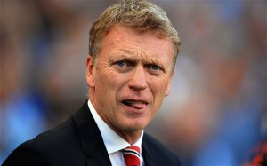 David Moyes' Manchester  United side suffered a 2-0 defeat Olympiakos in the Champions League last night